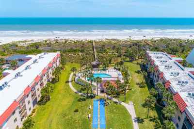 St Augustine Beach Condo For Sale: 4250 A1a South O-16 #O-16