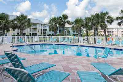 St Augustine Beach Condo For Sale: 235 Atlantis Cir #206 #206