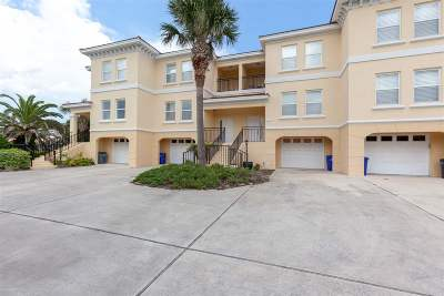 St Augustine Townhouse For Sale: S 202 Seagate Ln
