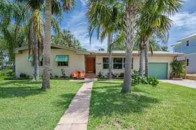 Davis Shores Single Family Home For Sale: 70 Dolphin Dr