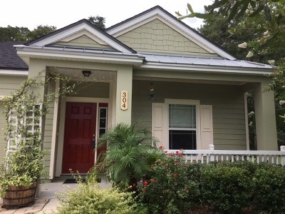 St Augustine Single Family Home For Sale: 304 Winding Oak Way
