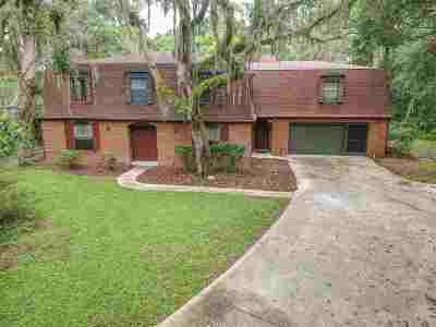 St Augustine Single Family Home For Sale: 29 Sunfish