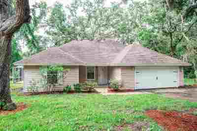 St Augustine FL Single Family Home For Sale: $447,000