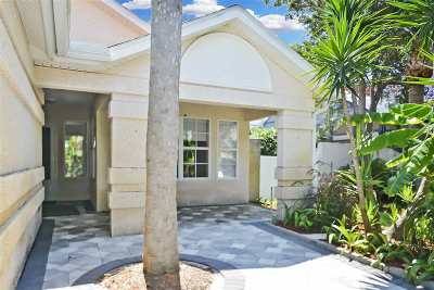 St Augustine Single Family Home For Sale: 116 Woodlake Ct.