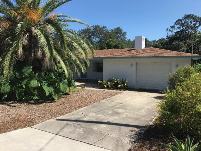 St Augustine Single Family Home For Sale: 611 Poinsettia St