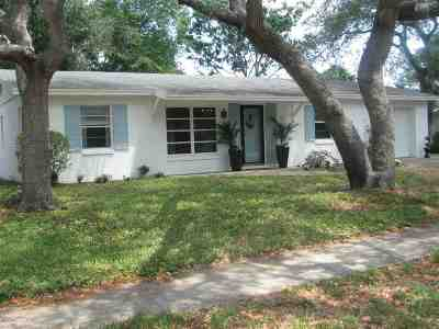 St Augustine FL Single Family Home For Sale: $219,000