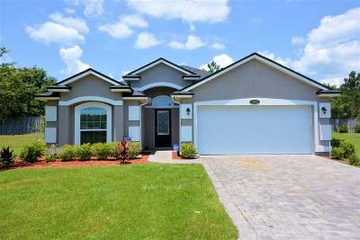 St Augustine FL Single Family Home For Sale: $267,500