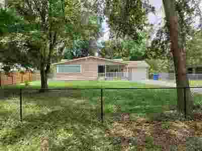 Jacksonville Single Family Home Contingent: 13618 Lanier Rd