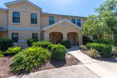 St Augustine Condo For Sale: 1215 Vista Cove Dr