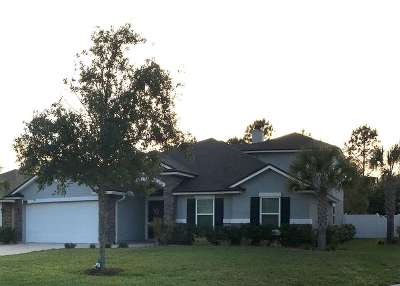 St Augustine Single Family Home For Sale: 349 Palazzo Circle