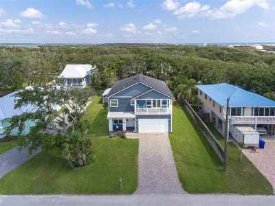 St Augustine Single Family Home For Sale: 140 Sherwood Ave