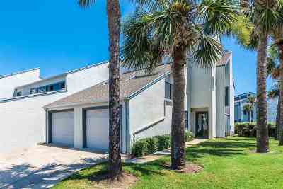 St Augustine Beach FL Condo For Sale: $535,000