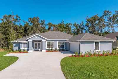 St Augustine Single Family Home For Sale: 188 Moses Creek Blvd