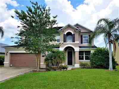 St Augustine Single Family Home For Sale: 412 Talbot Bay Dr