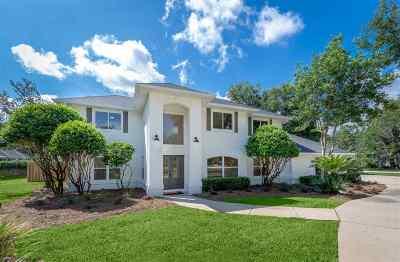 St Augustine Single Family Home For Sale: 3300 Cedar Glen Way