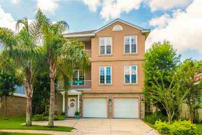 St Augustine FL Single Family Home Contingent: $399,000