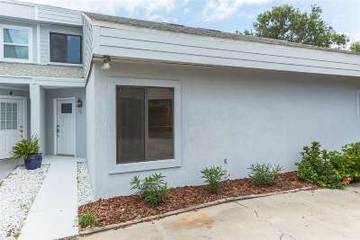 Townhouse For Sale: 3905 Windjammer Lane