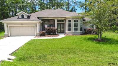 Palm Coast Single Family Home For Sale: 11 Rydell
