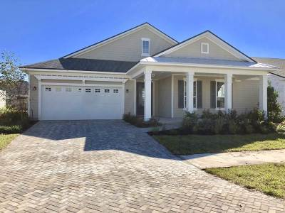 St Augustine Single Family Home For Sale: 178 Palisade Drive