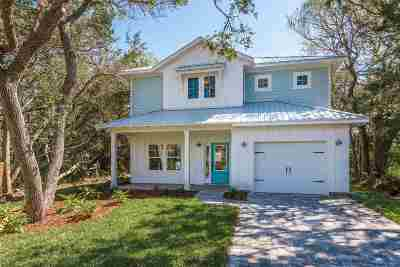 St Augustine FL Single Family Home For Sale: $459,000