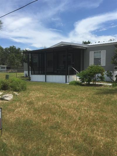 Mobile Home For Sale: 255 Desoto Road