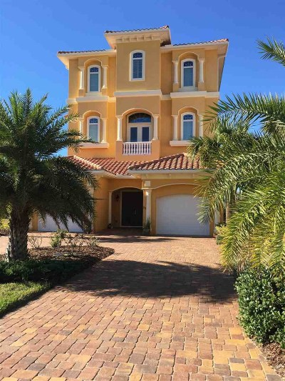 Palm Coast Single Family Home For Sale: S 23 Hammock Beach Circle