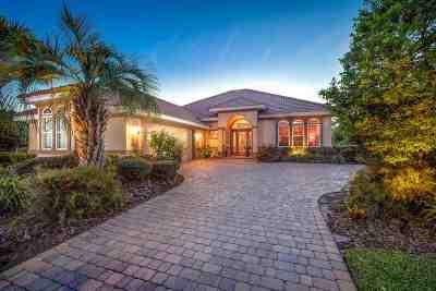 Palm Coast Single Family Home For Sale: E 28 Oak View Circle