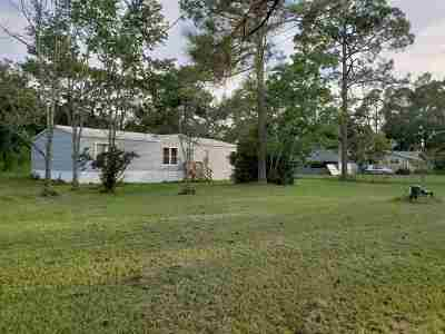 Jacksonville Single Family Home For Sale: 1360 Howard Road