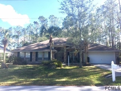 Palm Coast Single Family Home For Sale: 33 Edgewater Dr