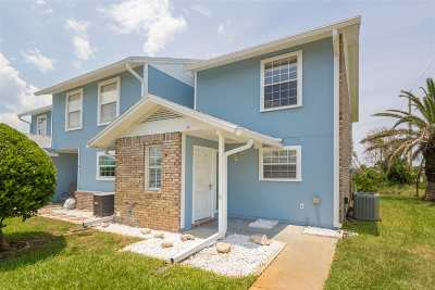 St Augustine Beach FL Condo For Sale: $162,500