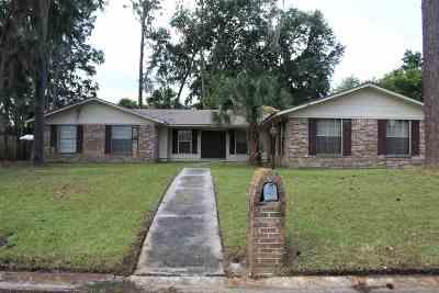 Jacksonville Single Family Home For Sale: N 4104 San Servera Dr.