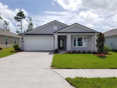 St Augustine FL Single Family Home For Sale: $275,990