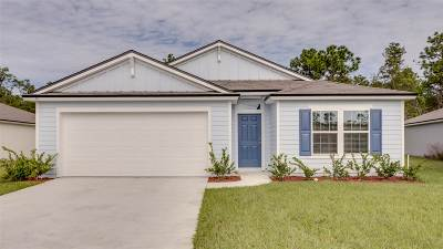St Augustine FL Single Family Home For Sale: $250,990