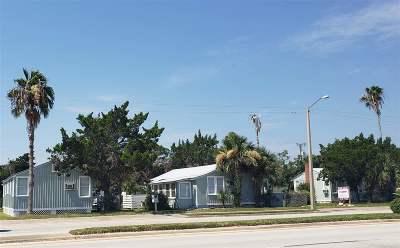 St Augustine Multi Family Home For Sale: 317 Anastasia Blvd #1-6