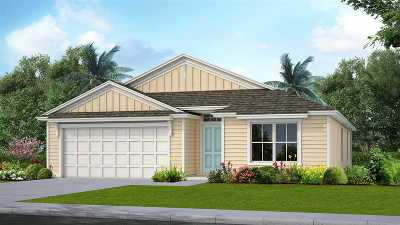 St Augustine FL Single Family Home For Sale: $276,990