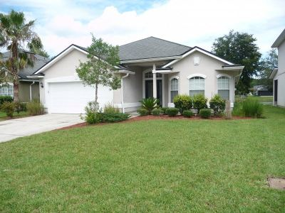 St Augustine Single Family Home For Sale: 2459 Willowbend