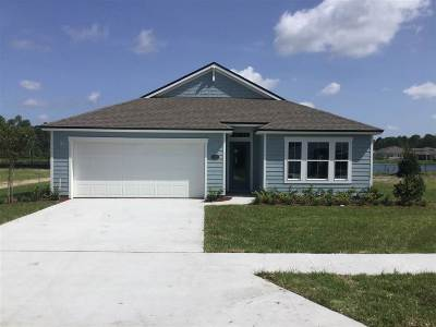 St Augustine FL Single Family Home For Sale: $309,990