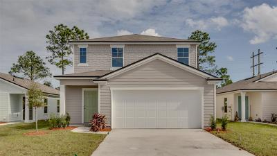 St Augustine Single Family Home For Sale: 492 Ashby Landing Way