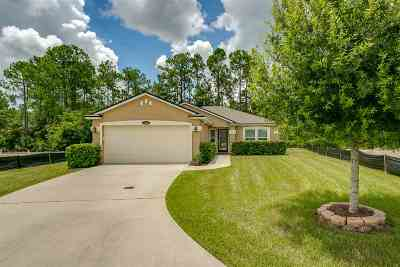 St Augustine Single Family Home For Sale: W 216 Jayce Way