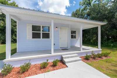 St Augustine Single Family Home For Sale: 12 Avery St.