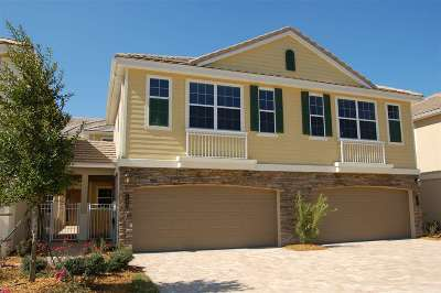 St Augustine Townhouse For Sale: 149 Hedgewood Drive