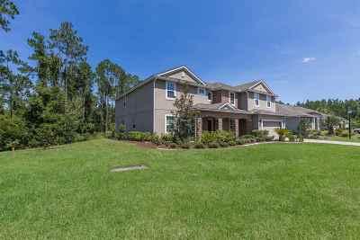 St Augustine Single Family Home For Sale: 211 Esmeralda Road