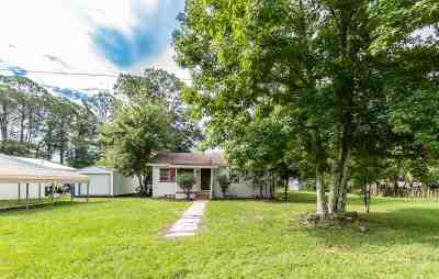 St Augustine Single Family Home For Sale: 283 Monterey Avenue
