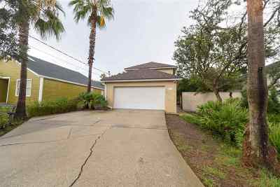 St Augustine Single Family Home For Sale: S 5348 A1a