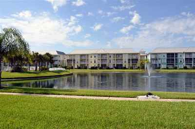 St Augustine Beach Condo For Sale: 235 Atlantis Cir Unit 102 #102