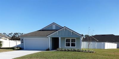 St Augustine FL Single Family Home For Sale: $315,990