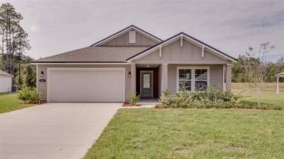 St Augustine FL Single Family Home For Sale: $300,000