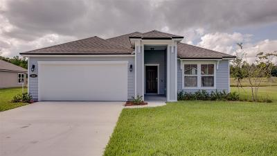 St Augustine FL Single Family Home For Sale: $289,990