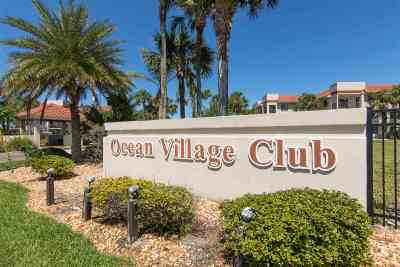 St Augustine Beach FL Condo For Sale: $249,900