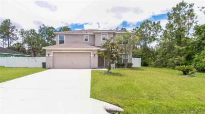 Palm Coast Single Family Home For Sale: 105 Sloganeer Trl